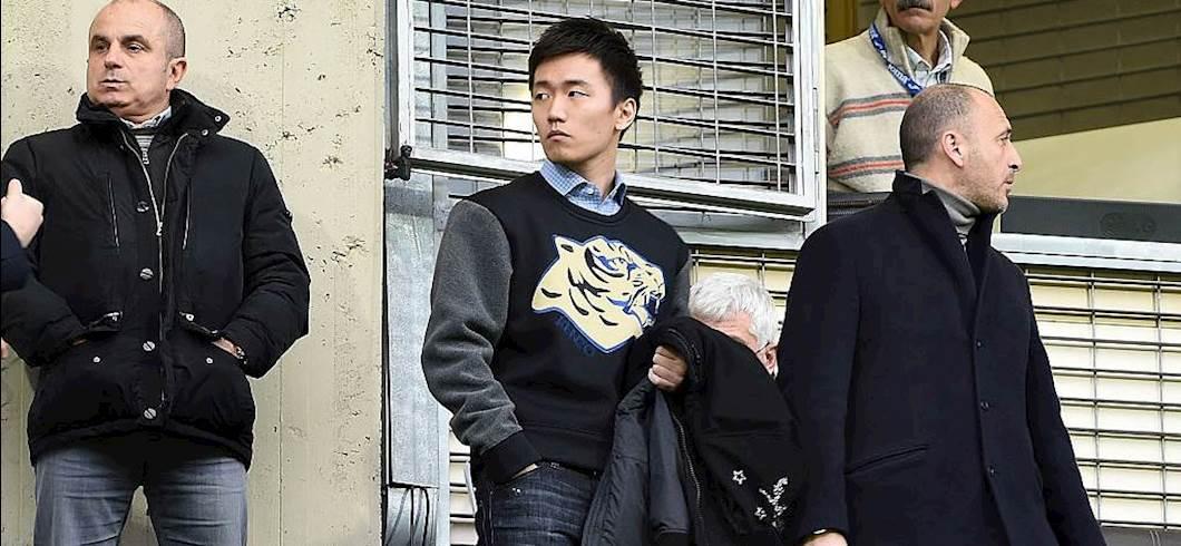 """Inter, Zhang: """"Lukaku l\'uomo giusto per vincere. Conte aveva ragione"""" (Getty Images)"""