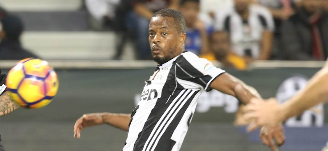 Evra in maglia Juve (Getty Images)