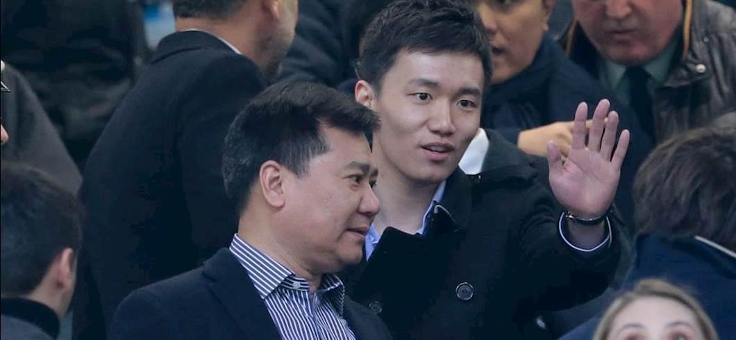 """Inter, Zhang Jindong: """"Lo scudetto non è la conclusione, ma l\'inizio"""" (Getty Images)"""