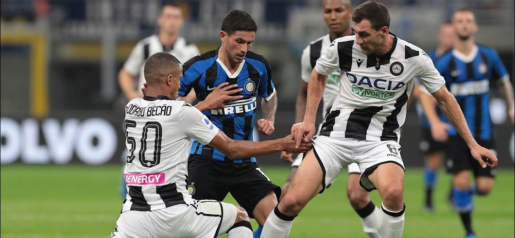 Inter-Udinese (Getty Images)