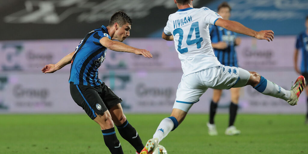 Atalanta-Brescia (Getty Images)