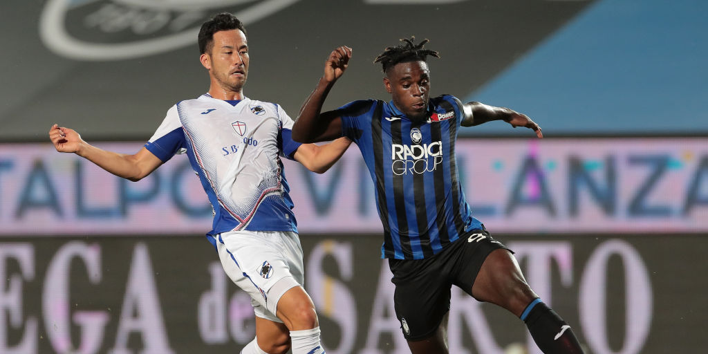 Atalanta-Sampdoria 2-0: tabellino, voti, assist e pagelle per il Fantacalcio (Getty Images)