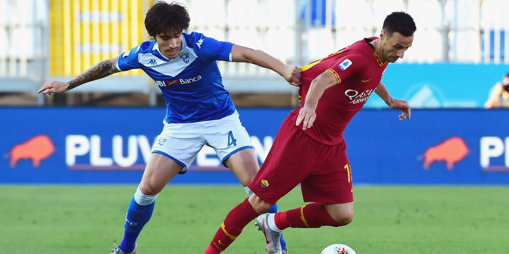 Brescia-Roma 0-3: tabellino, voti, assist e pagelle per il Fantacalcio (Getty Images)