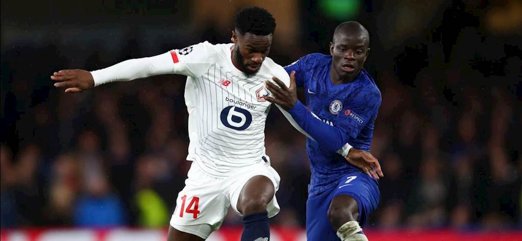 Ligue 1, Lorient - Lille 1-2: gli highlights del match (Getty Images)