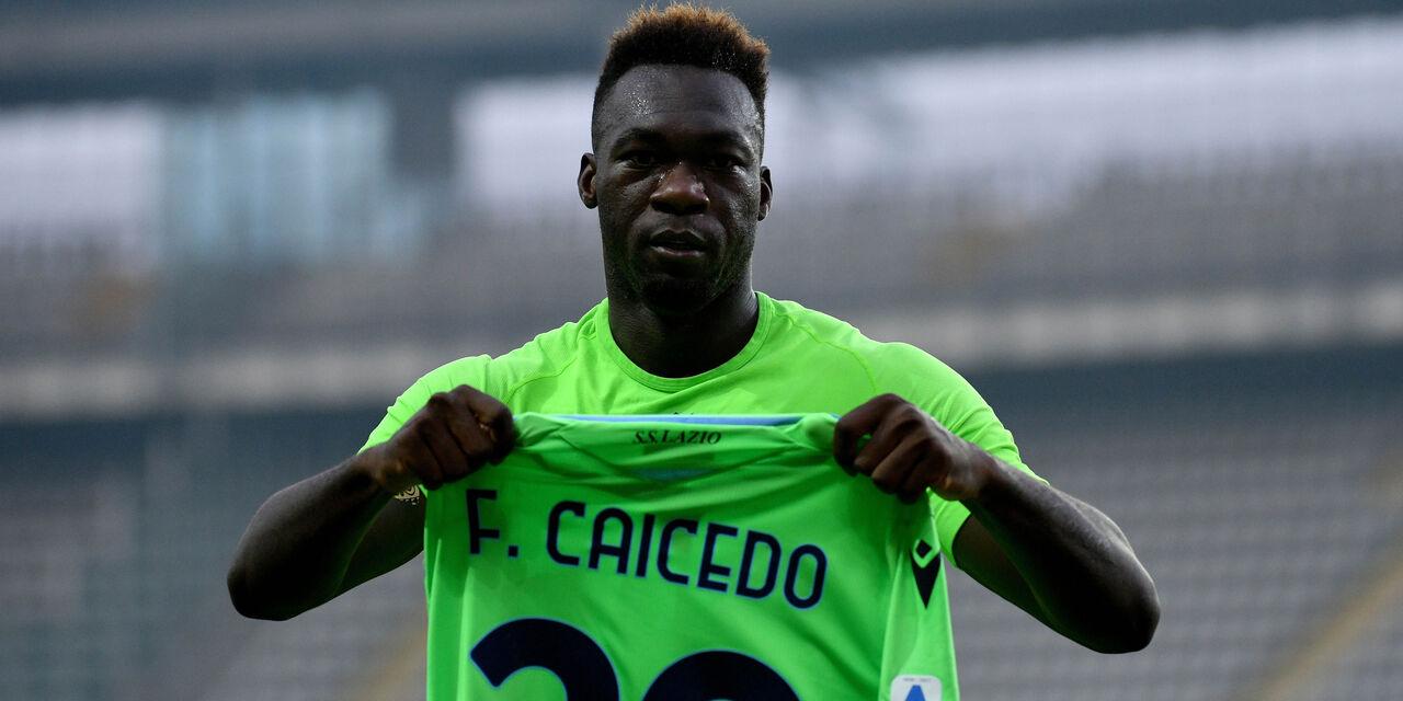 Genoa, Caicedo verso il recupero: il comunicato (Getty Images)