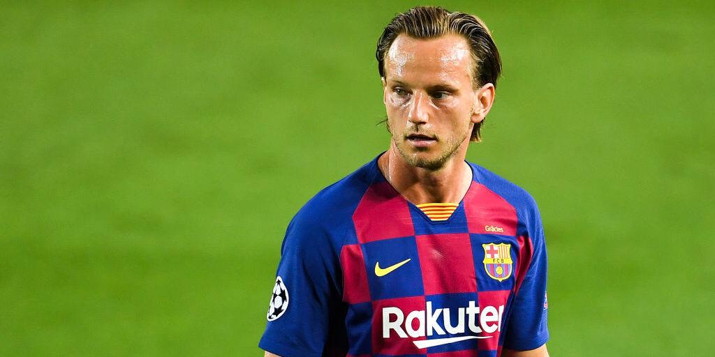 """Rakitic vs Barcellona-Messi: """"Auguro il meglio, soldi meritati"""" (Getty Images)"""