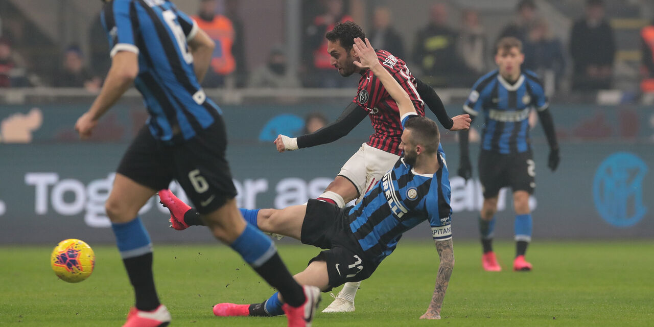 Dove vedere Inter-Milan in tv e streaming  (Getty Images)