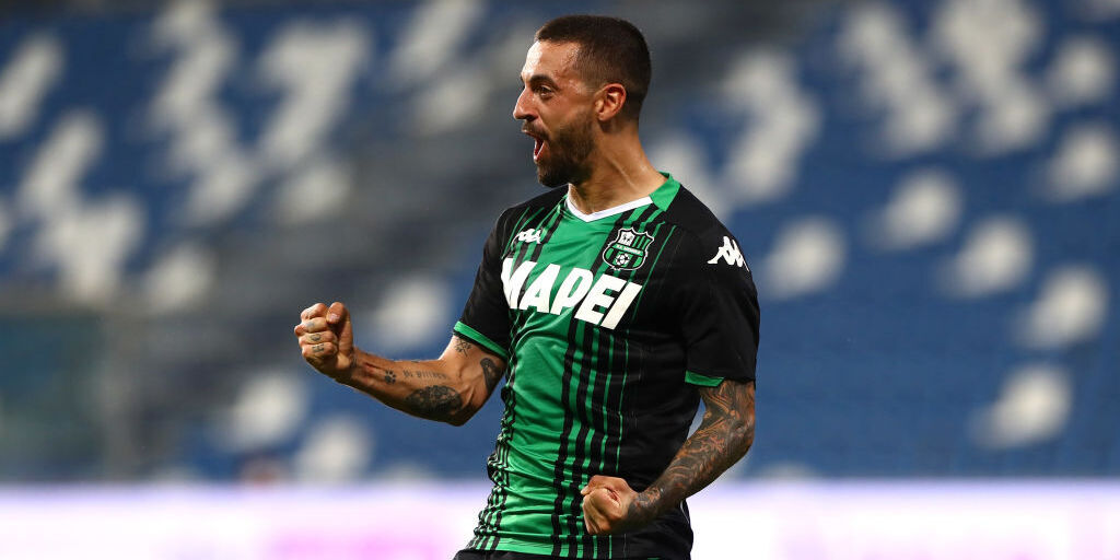 Sassuolo-Crotone 4-1: gol e highlights (Getty Images)