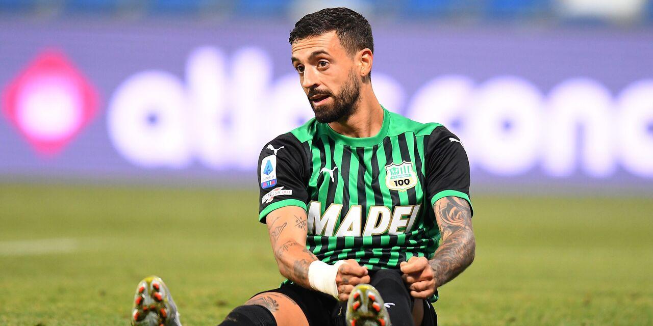 """Sassuolo, Caputo: """"Problemi alle spalle. Mondiale? Metterò in difficoltà Mancini"""" (Getty Images)"""