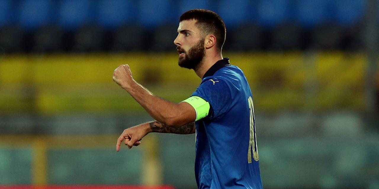 Italia-Slovenia Under 21, le formazioni ufficiali (Getty Images)