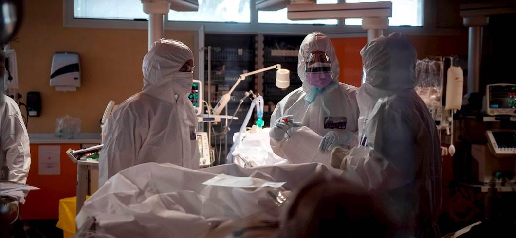 Coronavirus, il bollettino del Ministero della Salute (Getty Images)