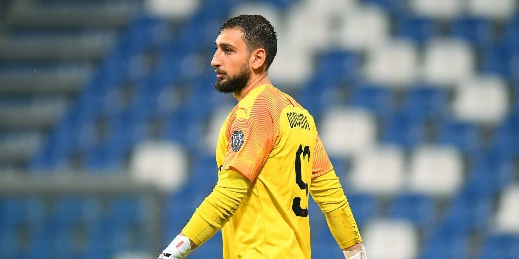 Milan, le ultime sul rinnovo di Donnarumma (Getty Images)