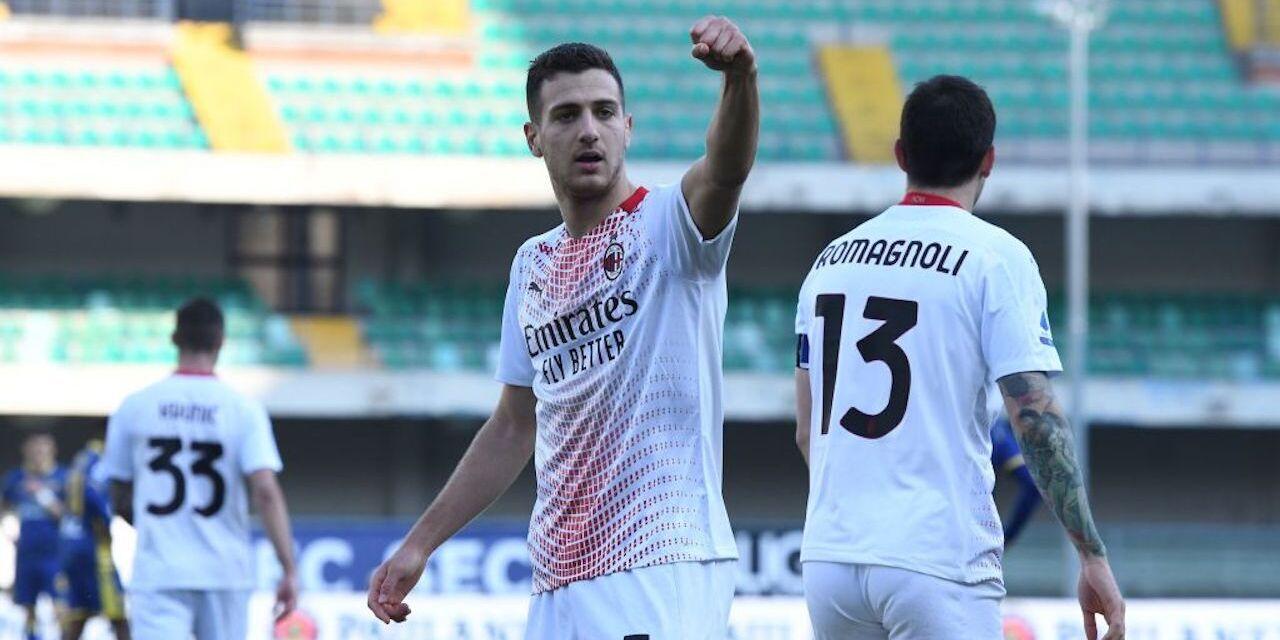 Verona-Milan 0-2, gol e highlights (Getty Images)