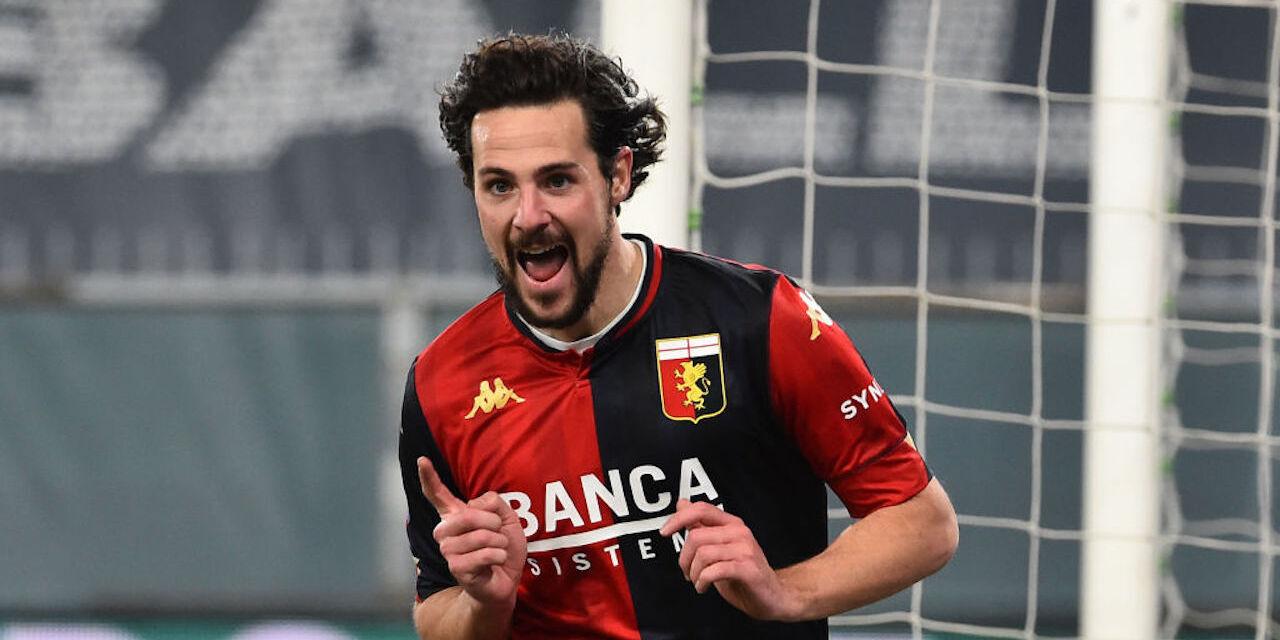 Inter-Genoa: non convocati Destro, Czyborra, Radovanovic e Ghiglione, colpa del calciomercato (Getty Images)