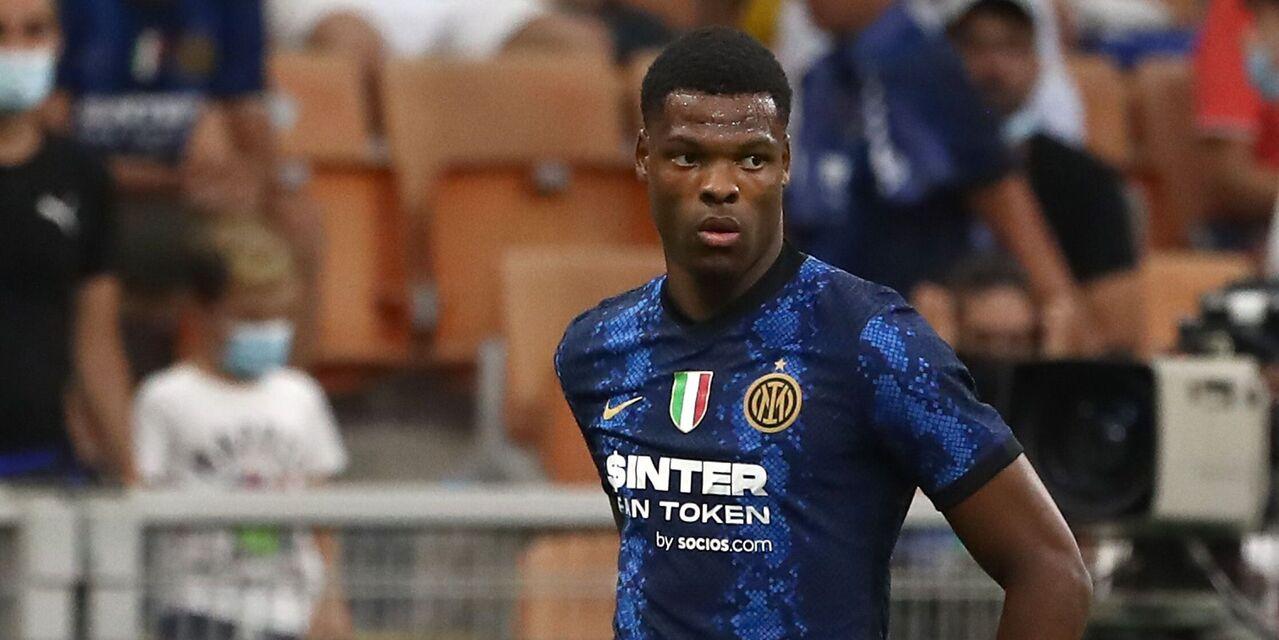 Inter, Dumfries scalpita ma Darmian non molla. Quando sarà titolare? (Getty Images)
