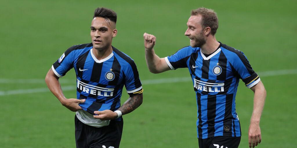 Inter-Parma, le formazioni ufficiali (Getty Images)
