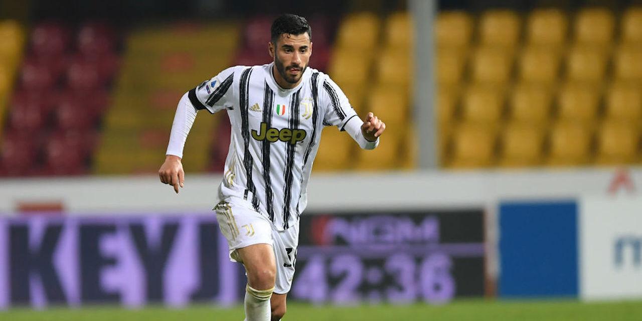 UFFICIALE - Frabotta si trasferisce dalla Juventus al Verona (Getty Images)