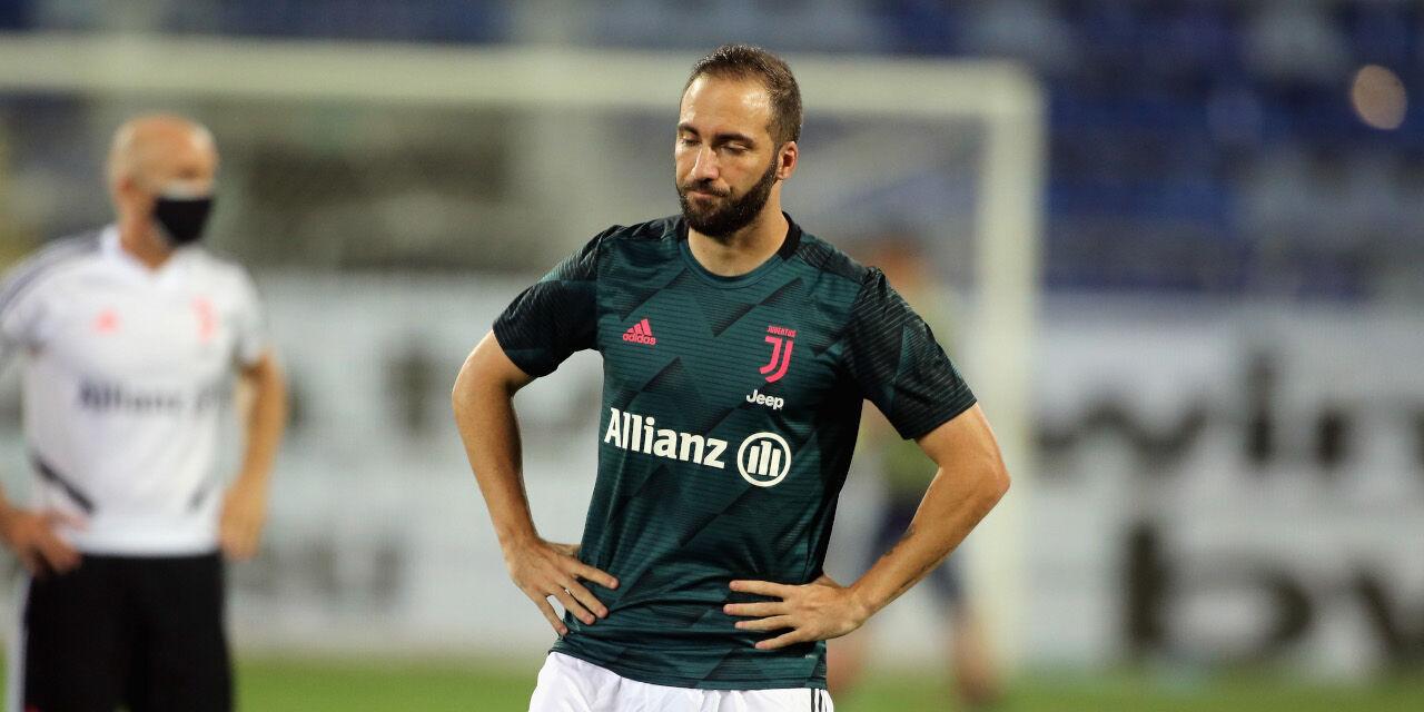 """Higuain: """"Sarri mi ha insegnato tanto. Napoli? Sono rimasto grazie a lui"""" (Getty Images)"""