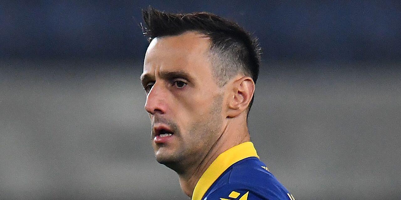 Verona: si rivede Kalinic in campo, ce la farà per la Lazio? (Getty Images)
