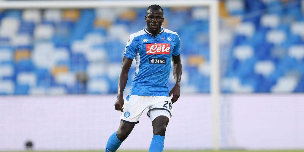 Calciomercato Napoli Le Ultime Sul Futuro Di Koulibaly