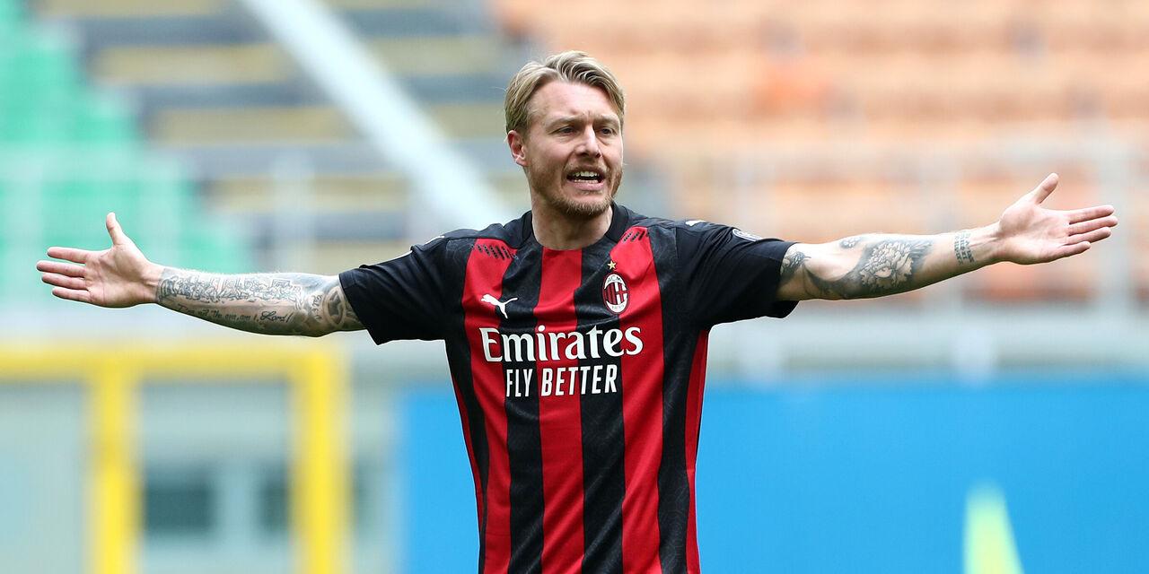 "Milan, Kjaer: ""Sono fiducioso, ma la Juve è sempre la Juve"" (Getty Images)"
