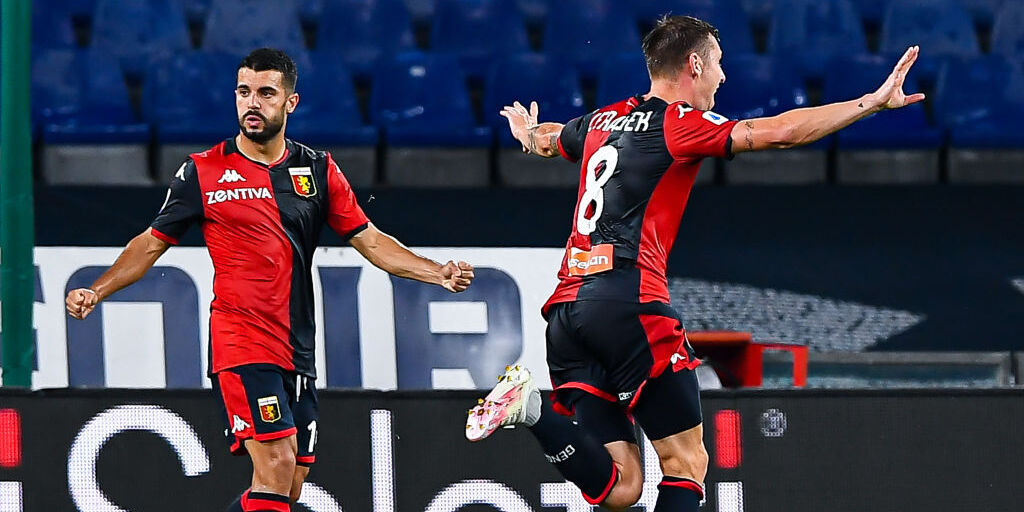 Sampdoria-Genoa 1-2: tabellino, voti, pagelle e assist per il ...