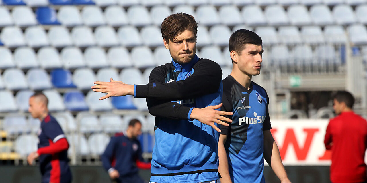 """Atalanta, senti Lammers: """"Quando ha chiamato l\'Eintracht ho guidato fino a Francoforte"""" (Getty Images)"""