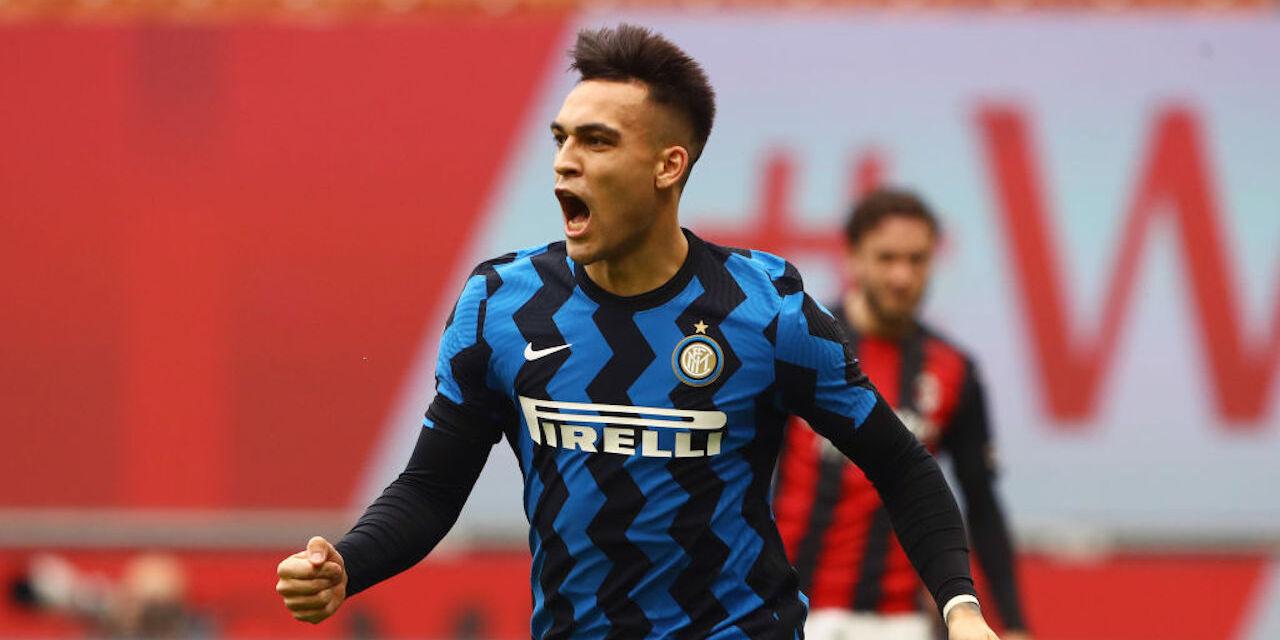 Inter, Real Madrid in agguato per Lautaro Martinez: assalto spagnolo al Toro (Getty Images)