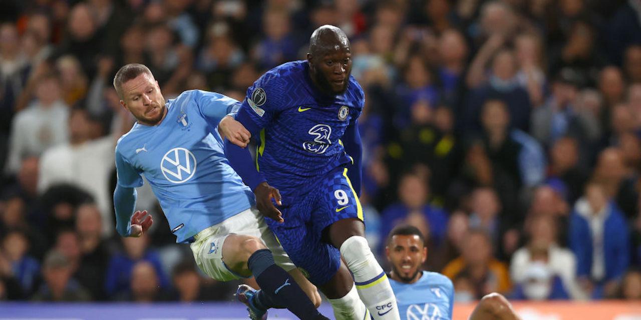 Chelsea, infortunio alla gamba per Lukaku (Getty Images)