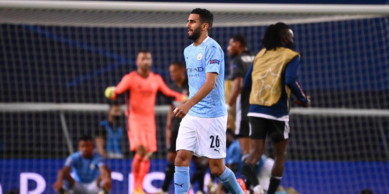 Riyad Mahrez (Getty Images)