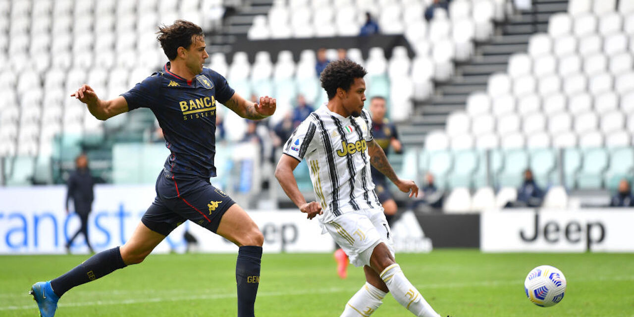 Juventus-Genoa 3-1, gol e highlights (Getty Images)