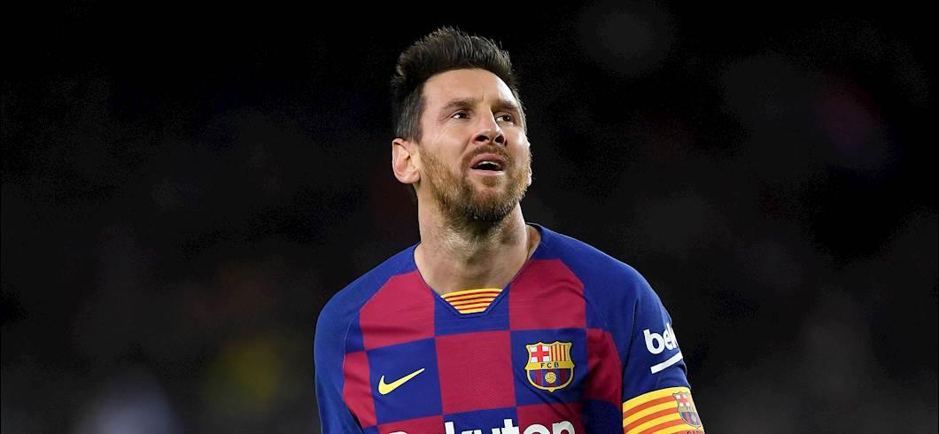 """Braida: """"Non impossibile addio Messi. In Italia tre squadre potrebbero prenderlo"""" (Getty Images)"""