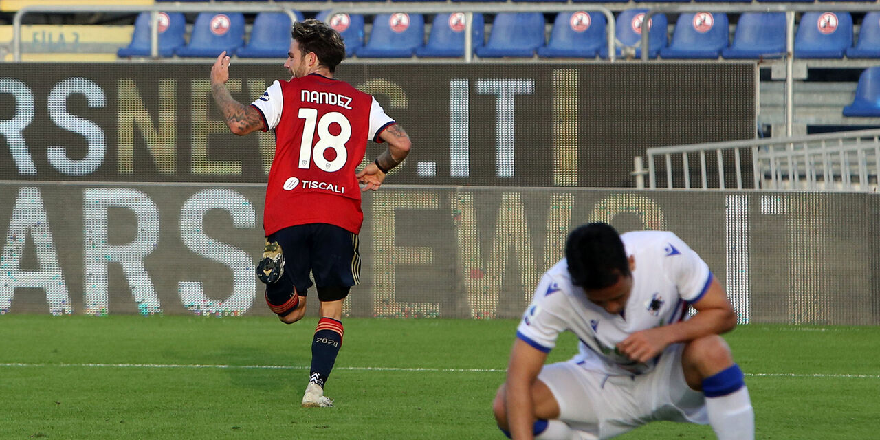 Cagliari, Nandez sempre più decisivo (Getty Images)