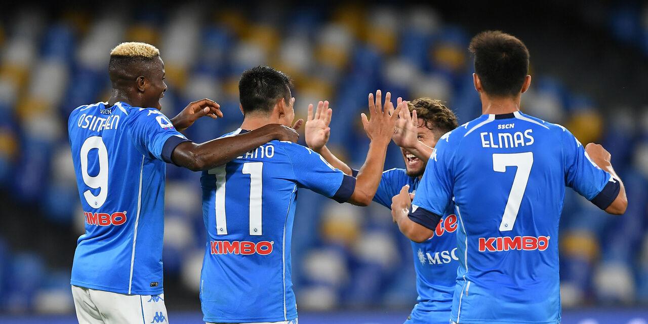 Il girone di Europa League del Napoli: ricordi baschi e la fascinosa Fiume  (Getty Images)