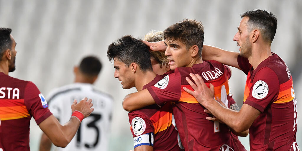 VIDEO - Juventus-Roma 1-3, gol e highlights (Getty Images)