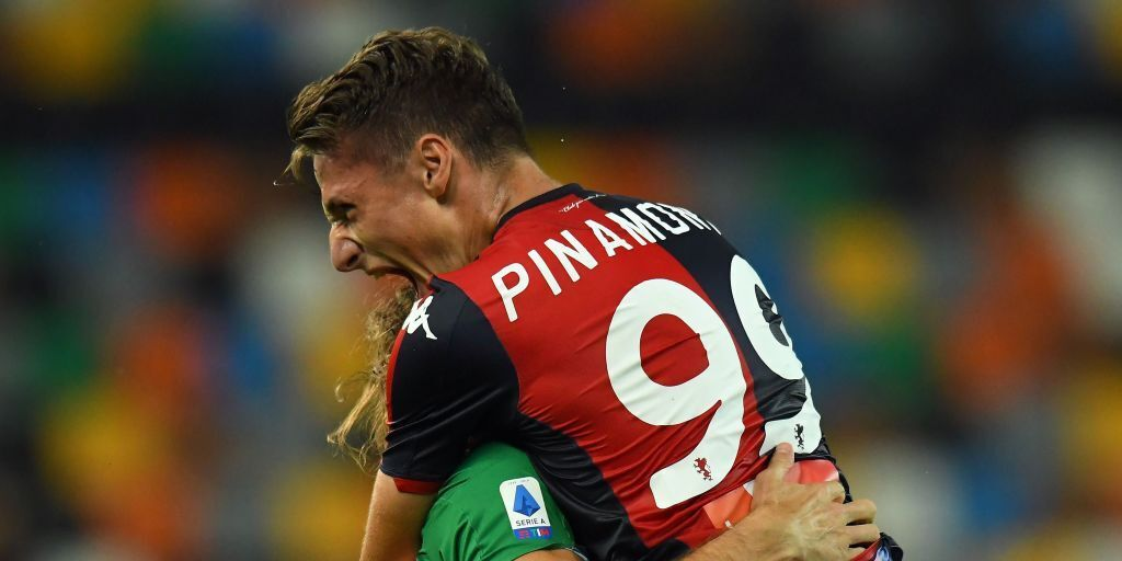 VIDEO - Udinese-Genoa 2-2, gol e highlights: decisivo Pinamonti al 96\' (Getty Images)