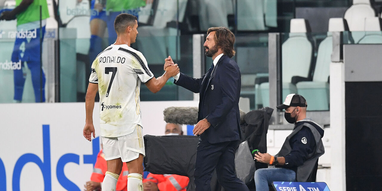 "Ronaldo come Fedez? Spadafora: ""Bello se chiedesse di indossare la mascherina"" (Getty Images)"