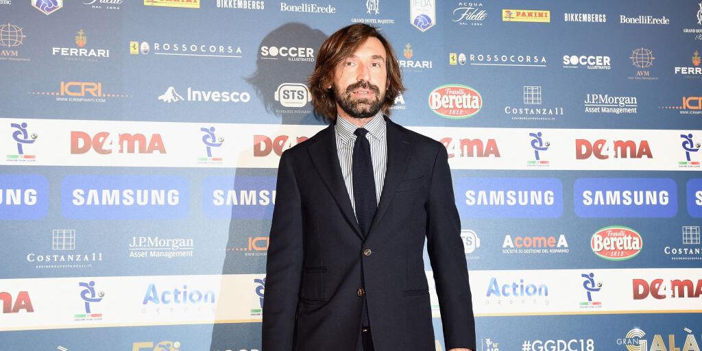 Juventus Ecco Lo Staff Di Andrea Pirlo