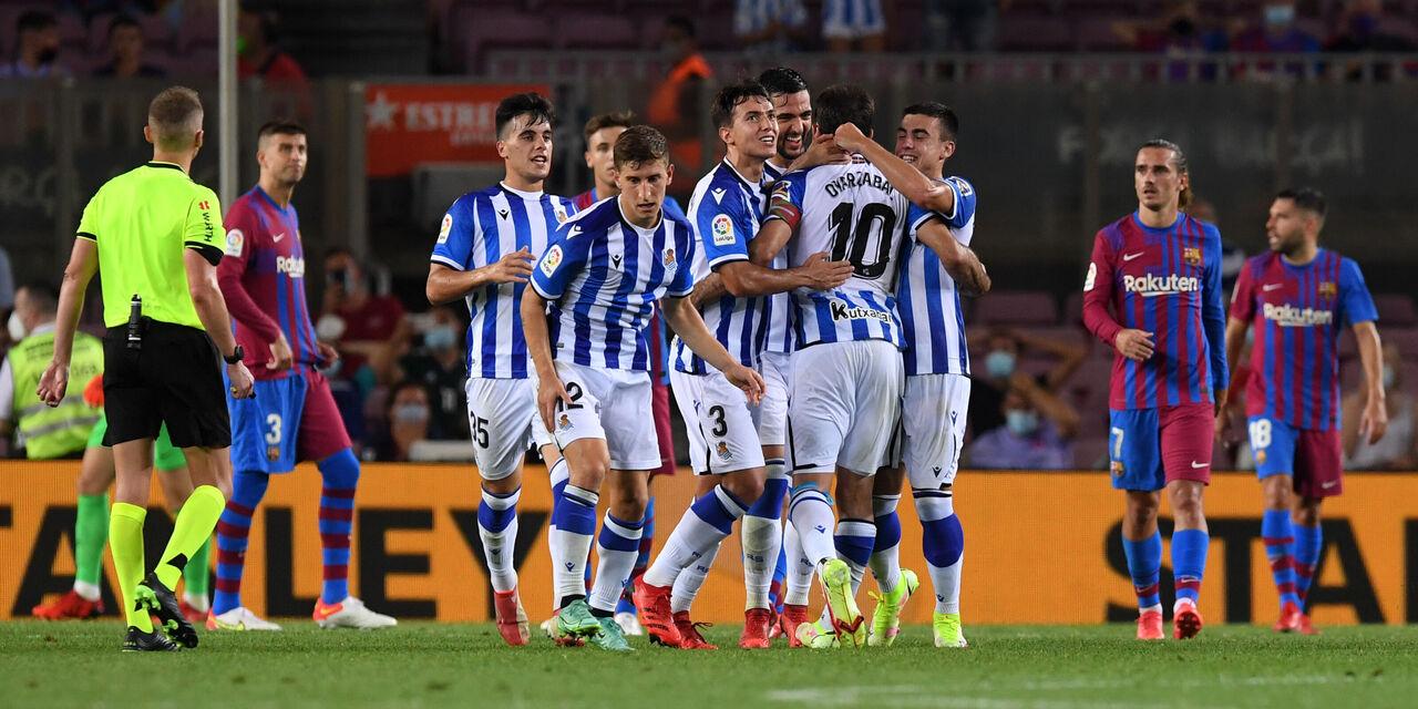 Guida all\'Asta Perfetta Euroleghe - Liga: Real Sociedad (Getty Images)