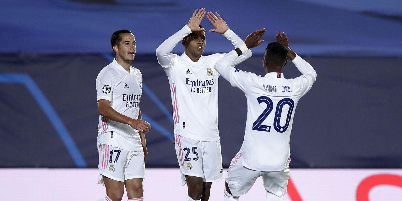 Grave infortunio per Rodrygo: il comunicato del Real Madrid (Getty Images)