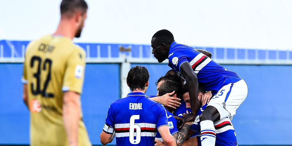 Sampdoria-SPAL 3-0: tabellino, voti, assist e pagelle per il ...