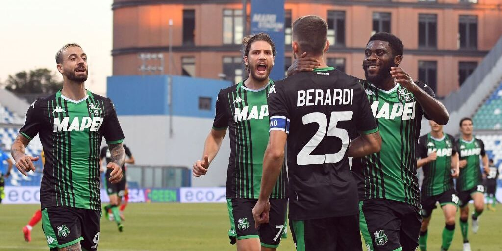 VIDEO - Sassuolo-Lecce 4-2: gol e highlights (Getty Images)