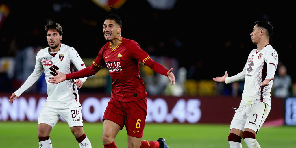 Roma, Smalling vuole rimanere: le sue parole su Mourinho (Getty Images)