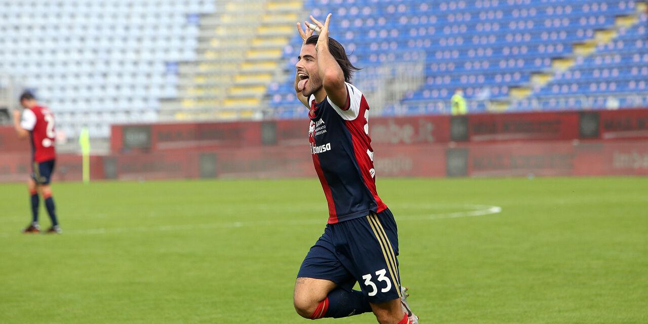 Cagliari, Sottil ancora fuori. Col Crotone occasione per Asamoah? (Getty Images)