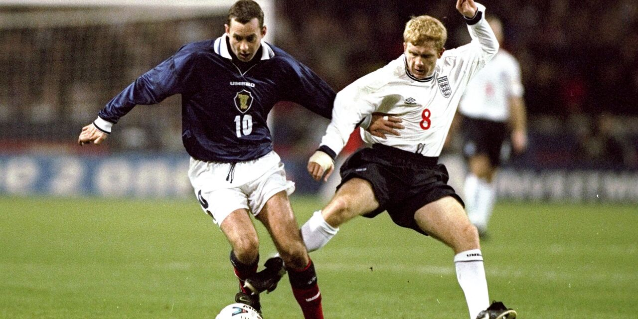 Un duello tra Scozia ed Inghilterra (getty images)