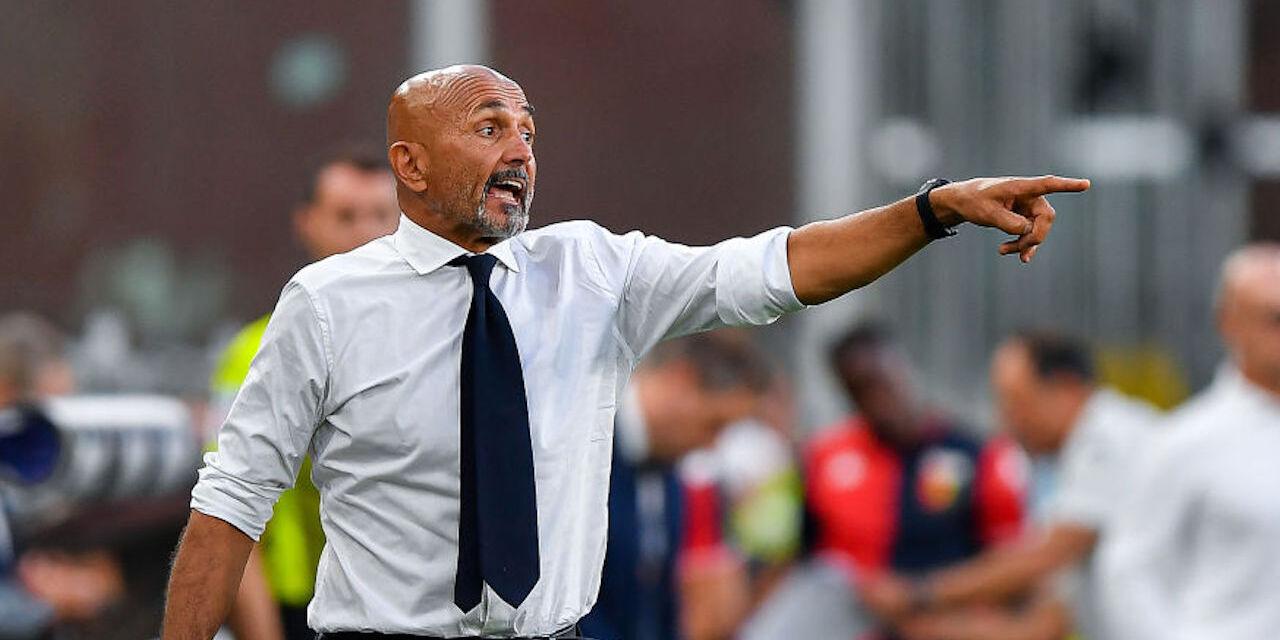 """Napoli, Spalletti: """"Mancano 72 punti per la Champions. Su Anguissa..."""" (Getty Images)"""