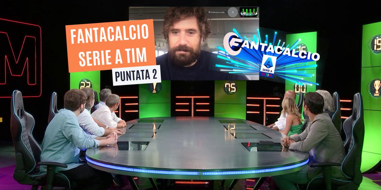 Fantacalcio Serie A TIM, 2a puntata: Tommaso Paradiso e i consigli degli 8 fantallenatori