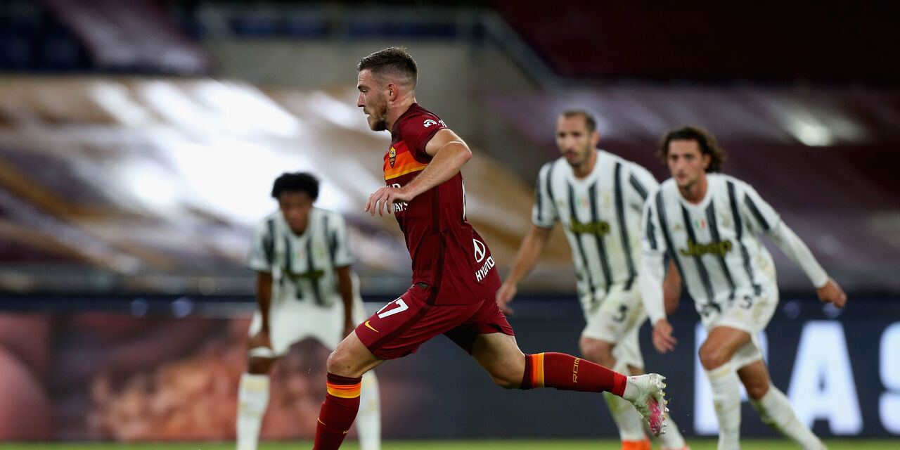 Roma-Juventus: tabellino, voti, assist e pagelle per il fantacalcio (Getty Images)