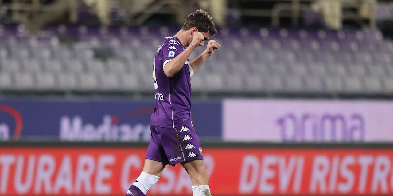Fiorentina-Crotone, le formazioni ufficiali (Getty Images)