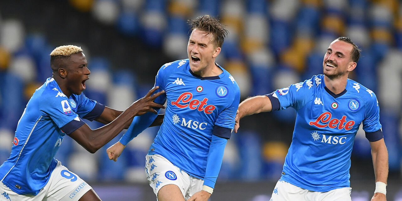 Napoli, Zielinski recuperato (Getty Images)